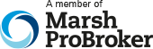 A member of Marsh ProBroker